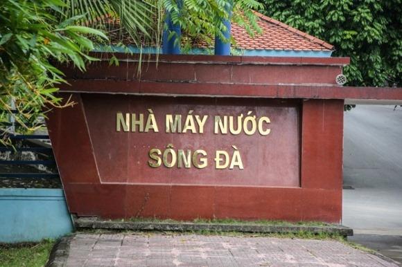 'Chất lượng nước sạch sông Đà đã đạt tiêu chuẩn của Bộ Y tế'