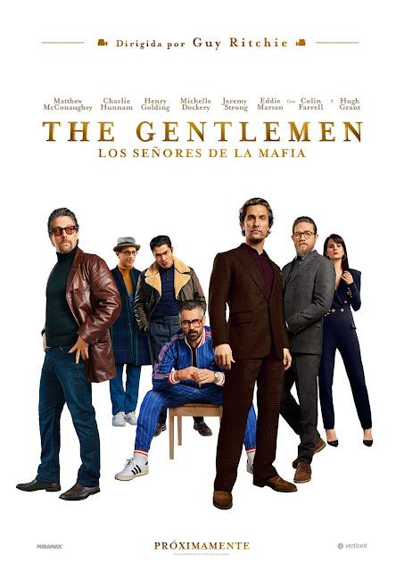 Cartel The Gentlemen: Los señores de la mafia