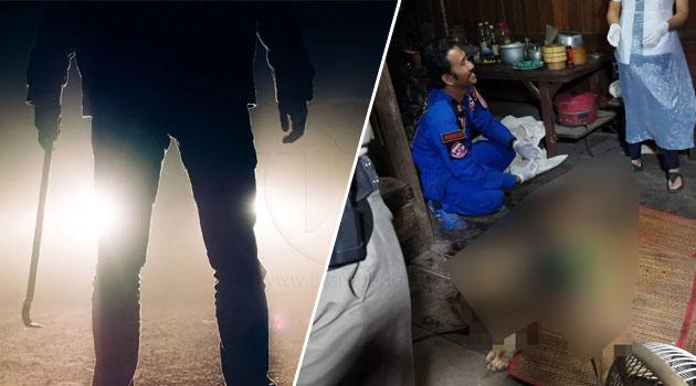 Curang, suami bunuh & potong alat sulit teman lelaki isterinya sebelum dicampak dalam api