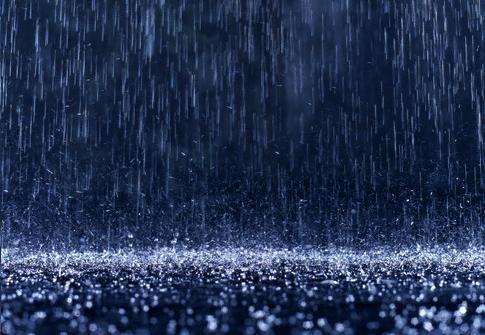 أسباب سقوط الأمطار