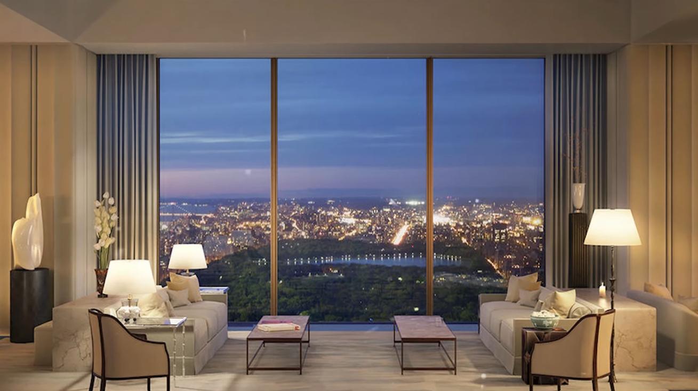27 Photos vs. Inside New York's Skinniest Skyscraper vs. Luxury Penthouse Interior Design Tour