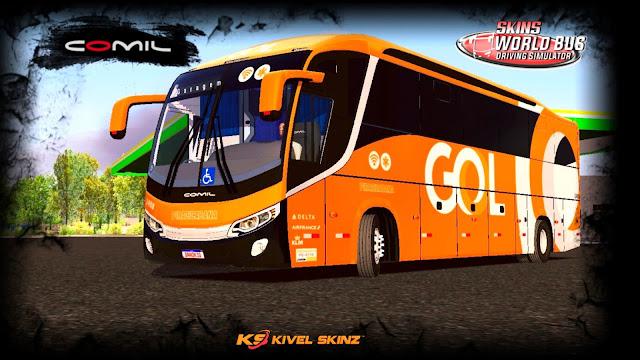 COMIL 1200 4X2 - VIAÇÃO PIRACICABANA (GOL)