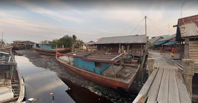 Wisata di Pesisir Pulau Rangsang Kabupaten Meranti Desa Tanah Merah