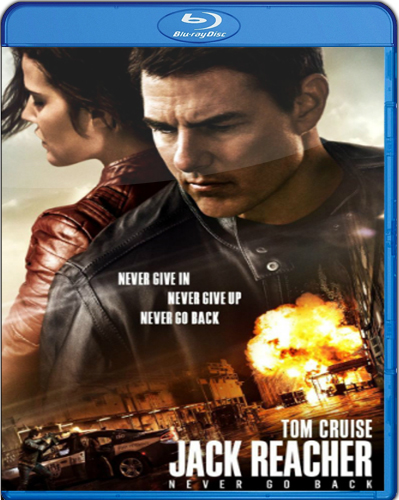 Jack Reacher 2: Never Go Back [2016] [BD25] [Latino]