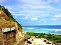 Keindahan Pantai Pandawa di Pulau Bali