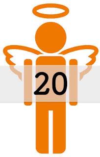 エンジェルナンバー 20 の意味