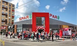 Супер-маркет SPAR - г.Калининград ул.Аксакова