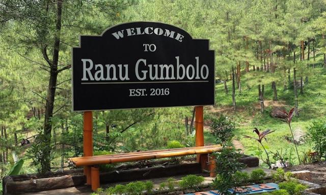 Wisata Ranu Gumbolo Tulungagung
