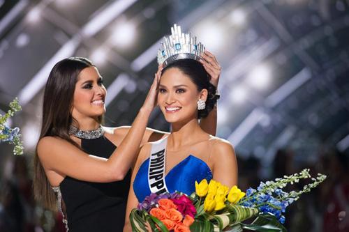 Người đẹp Colombia không xứng với ngôi hoa hậu 45