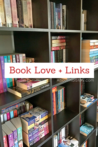 Book Love + Links: Oct. 3, 2020 | About That Story