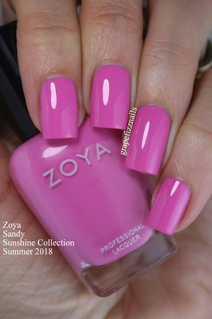 Zoya Sunshine Collection Sandy