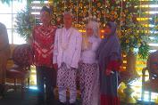 Warga Pekojan RT.001/08 Antusias Mengiringi Perhelatan Pernikahan