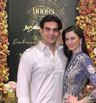 Viral on Arbaaz Khan's Girlfriend and Model Giorgia Andriani's Photos Social Media.