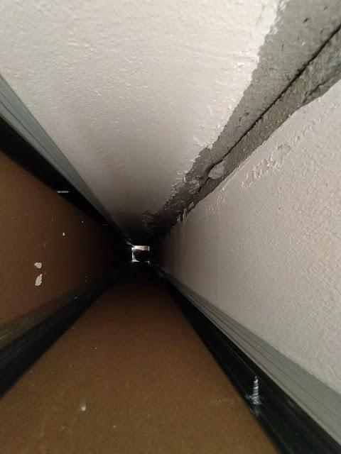 alçıpan ışık bandı gizli ışık bandı kesit görünüşü
