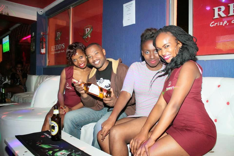 NAIROBI'Z BLOGAZINE: Dewar's #WorldCup Campaign at Club ...