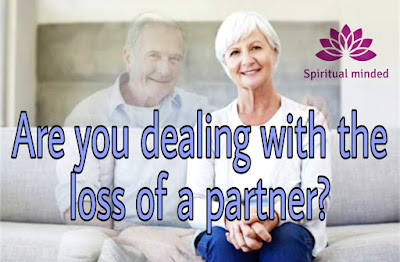 dealing with the loss of a partner
