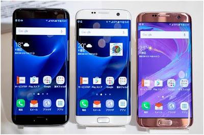 unlock Samsung S7 Edge scv33 Nhậ
