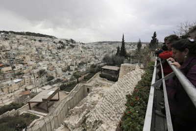 evidências de batalha por Jerusalém há 2.000 anos