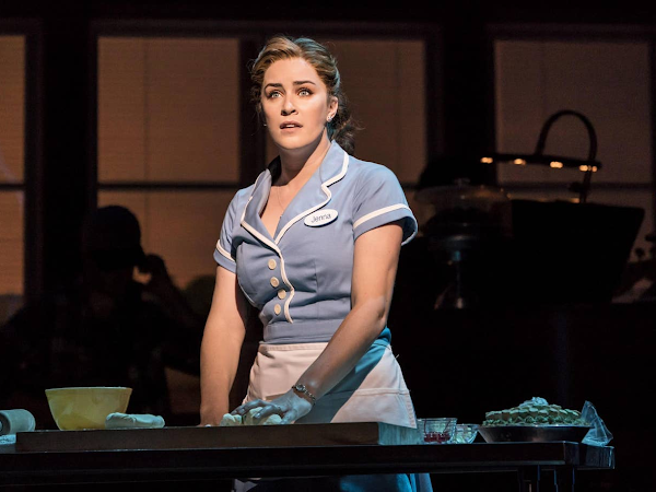 Waitress, New Wimbledon Theatre | Review