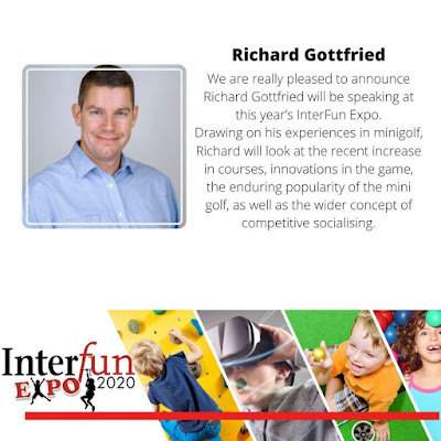 Richard Gottfried will be speaking at the InterFun Expo 2021