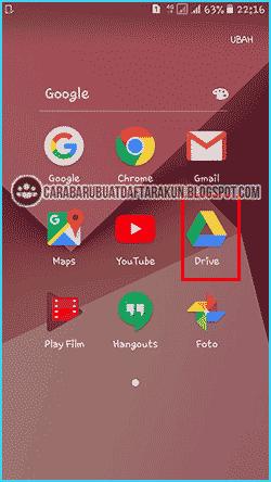 3 Cara Upload File Ke Google Drive Lewat Hp Android Laptop