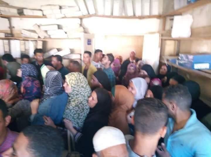 سجل مدني بني مزار يغرق بالمياه منذ 10 أيام والمسئولين لايحركون ساكنًا
