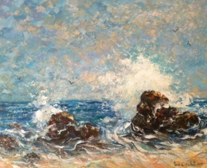 Доминиканский художник.