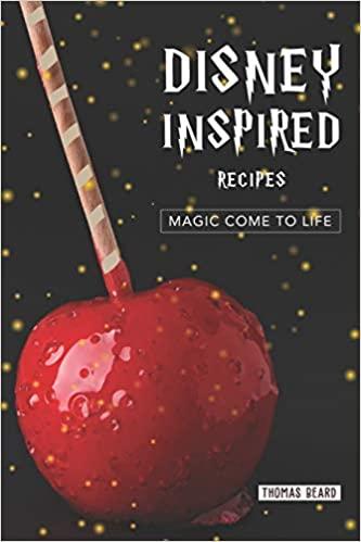 Livro de Receitas Inspiradas na Disney