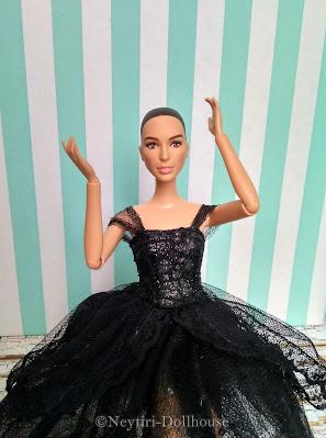 Barbie doll Wonder Woman wig