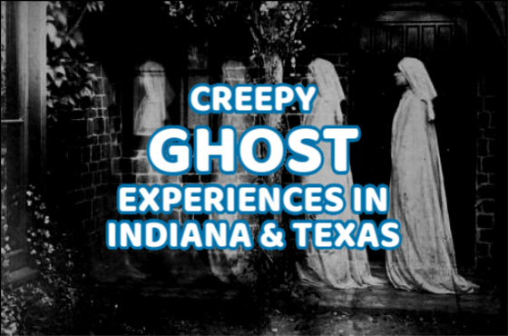 HAUNTED HOMES INDIANA TEXAS