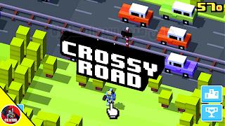 اللعبة الرابعة (4) Crossy Road