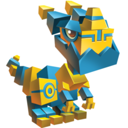 Cubic Dragon (Teen)