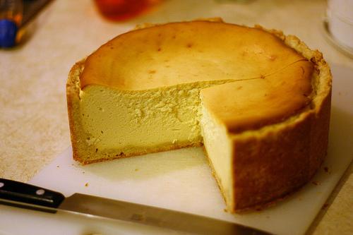 New York Cheesecake Recipe Easy Dessert Recipes