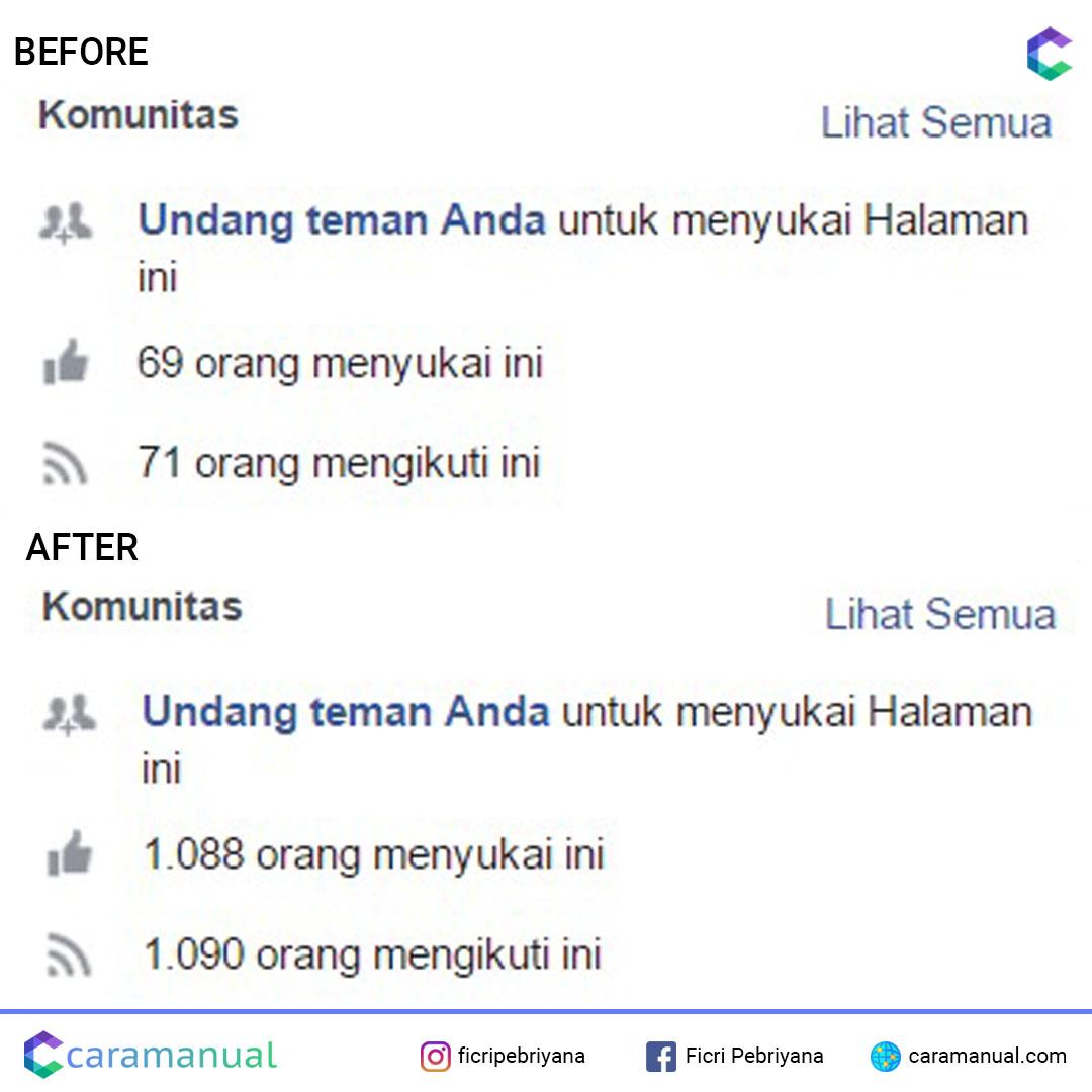 jasa tambah like fanpage facebook 1
