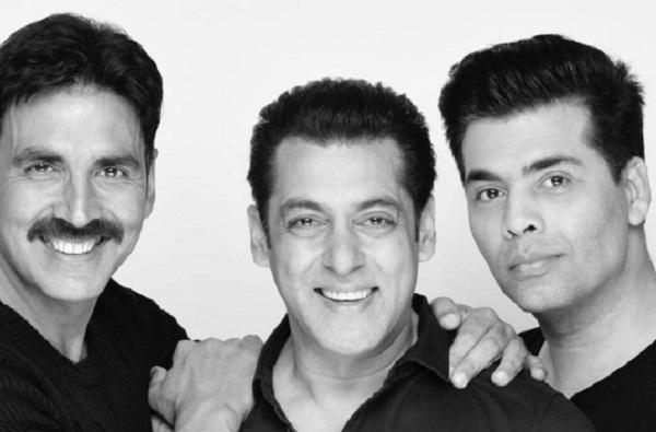 Akshay Kumar Salman Khan Karan Johar , Karan Johar's next with Salman Khan