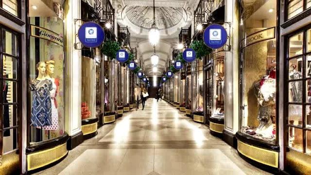 Lojas com Tax Free