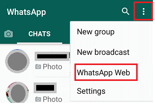 Cara Mudah Menggunakan WhatsApp Di Komputer 3