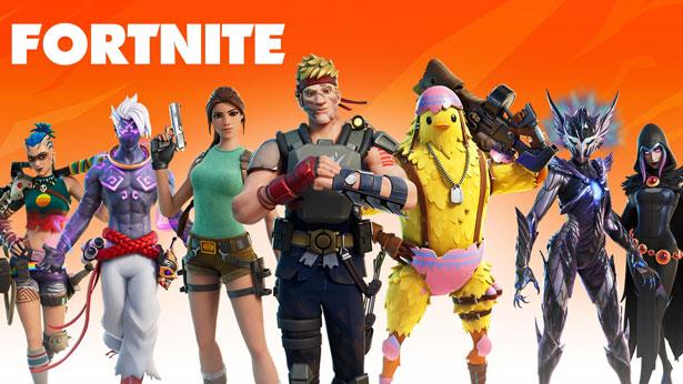 Las mejores skins de Fortnite 2021