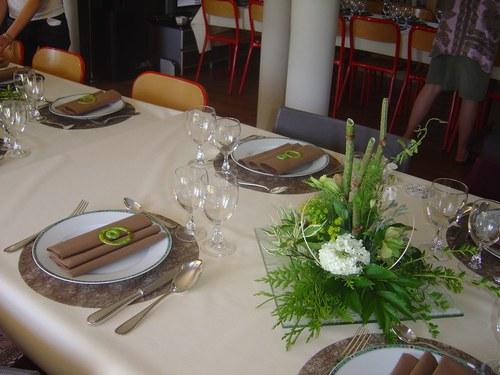 id et photo d coration mariage centre de table naturel. Black Bedroom Furniture Sets. Home Design Ideas
