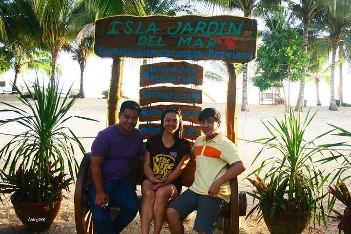 Arrival at Isla Jardin Del Mar Beach Resort in Sarangani Bay, Mindanao