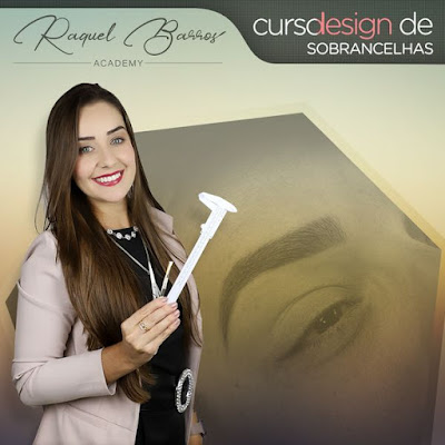 Curso Online Design de Sobrancelhas