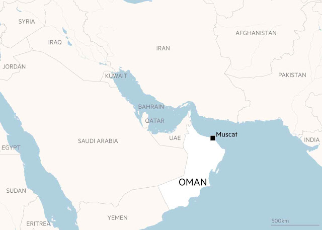 Switzerland of the Middle East: Economic crisis threatens #Oman's neutrality | Financial Times