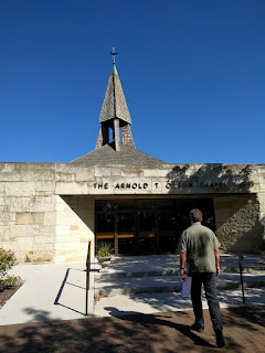 Arnold T Olson Chapel, Trinity Evangelical Divinity School, Deerfield, Illinois