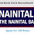 Nainital Bank Clerk Recruitment 2019: Apply for 100 Posts