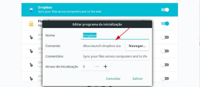 Dropbox Indicator