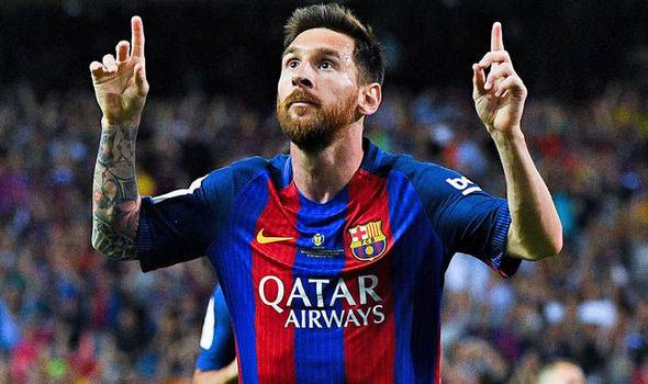 Ảnh Messi đẹp nhất năm 2018