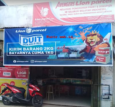 Alamat Agen Lion Parcel Di Pekanbaru