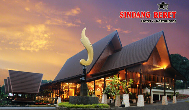 SINDANG RERET - 15 TEMPAT OUTBOUND LEMBANG BANDUNG (UPDATE) - ZONA ADVENTURE