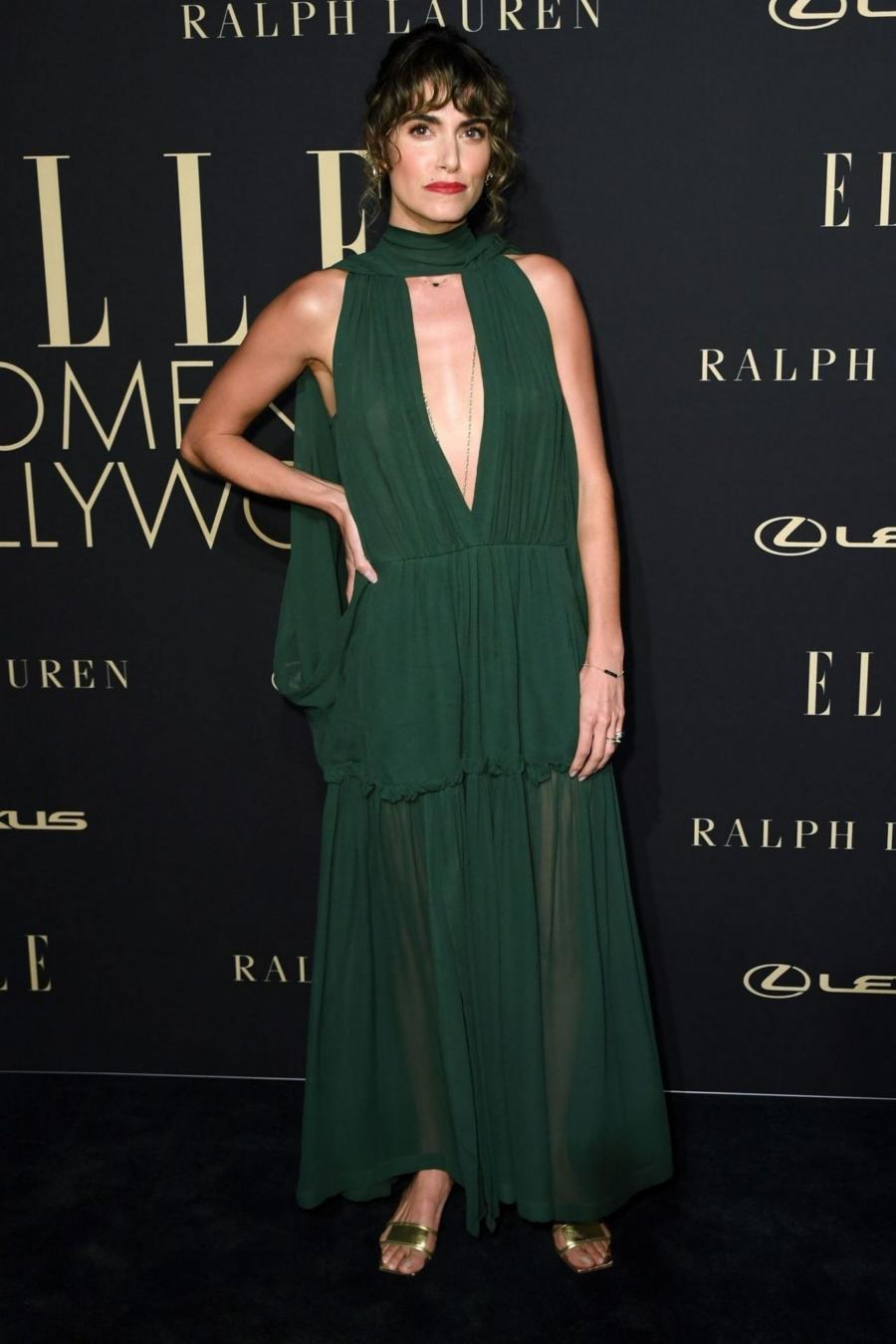 Nikki Reed at ELLE's 2019 Women In Hollywood Event