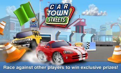 Car town streets Mod Apk Download